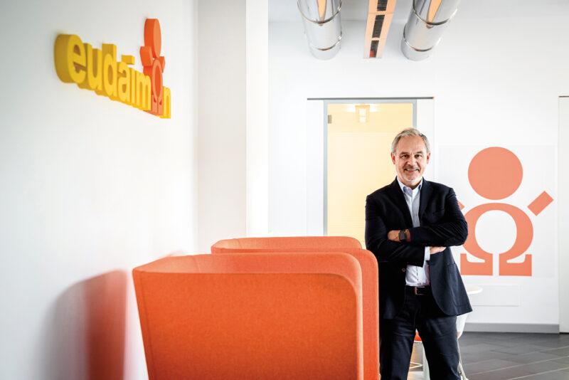 Alberto Perfumo, fondatore e ad Eudaimon sostiene il welfare aziendale