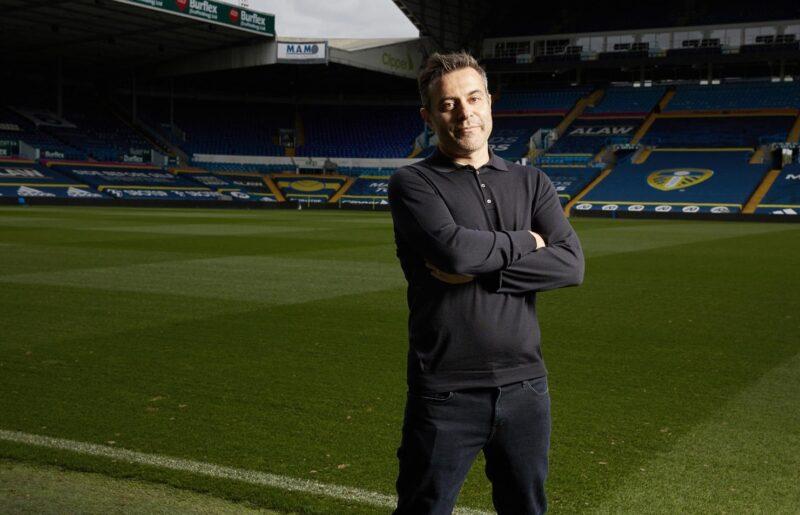 Andrea Radrizzani presidente Leeds United