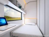 Cube Two, la mini casa intelligente di Nestron