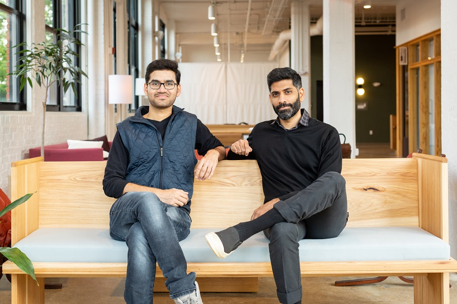 Il fondatore e il cio della startup Abridge