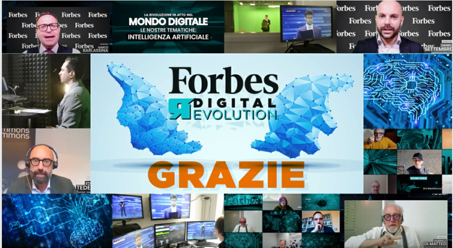 Forbes Digital Revolution 2020