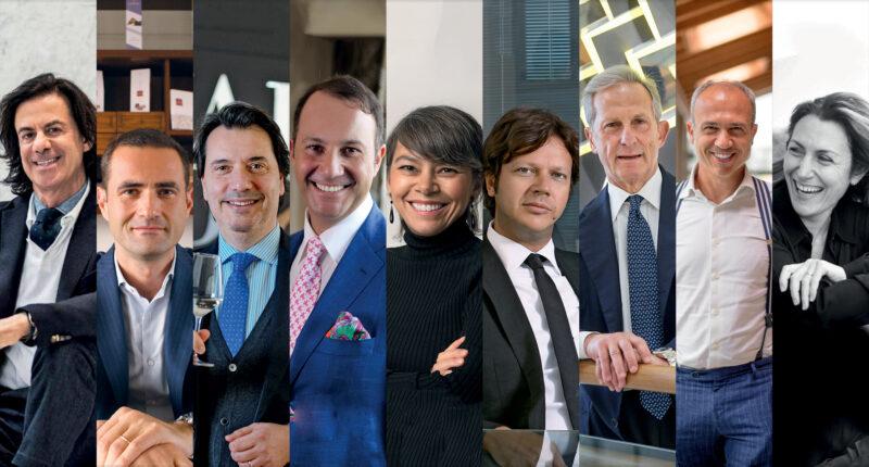 manager e imprenditori italiani selezionati da Forbes