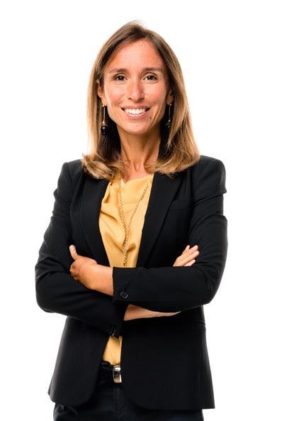 Paola Boromei, responsabile HR e organizzazione di Snam