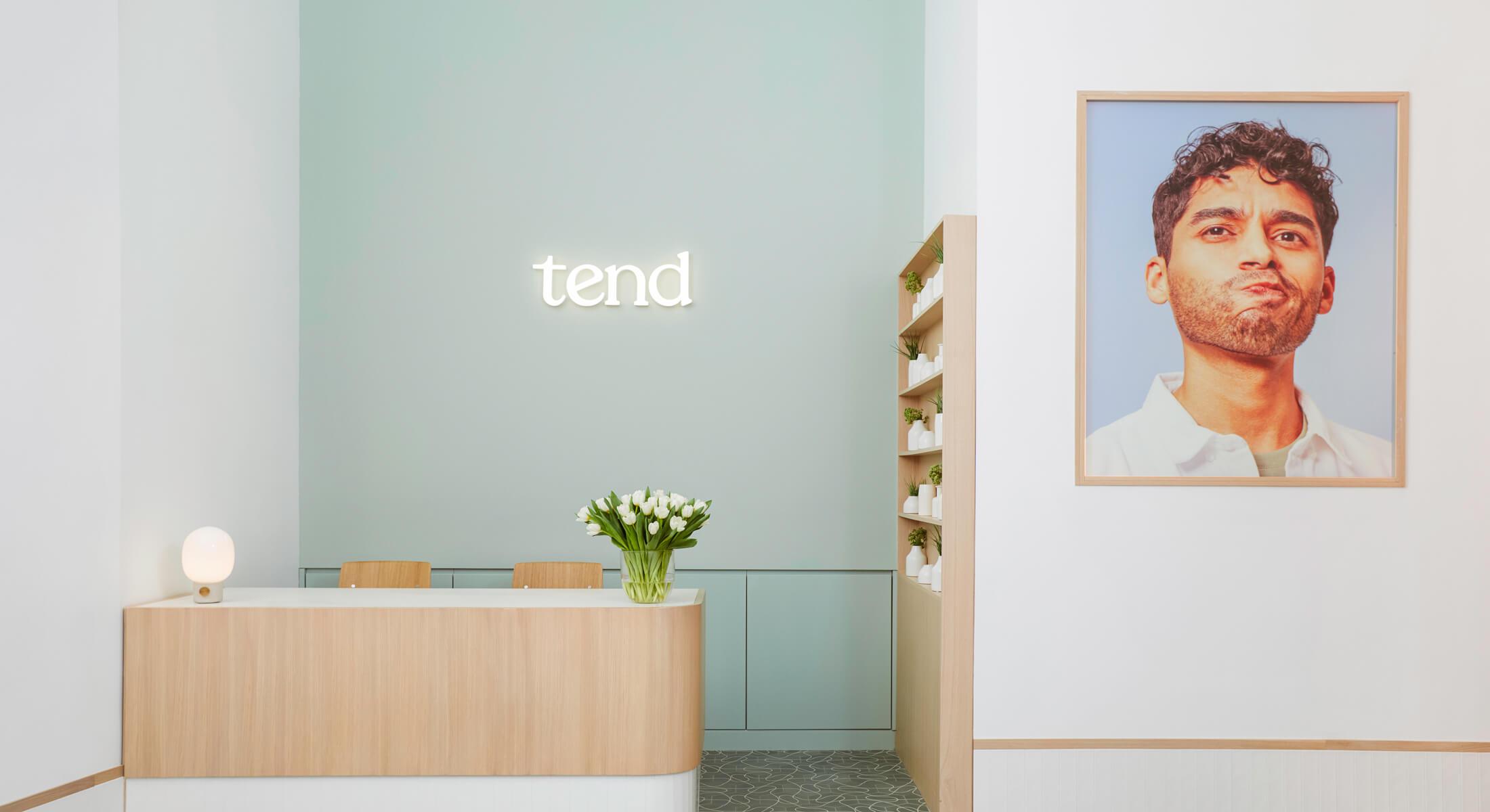 Tend, la startup che fa passare la paura del dentista