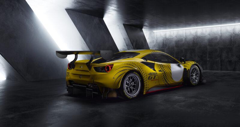 Ferrari - 488 GT Modificata