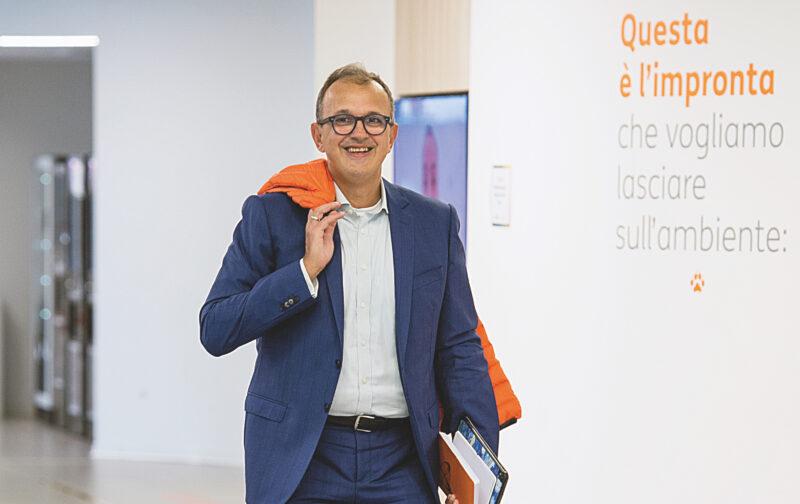Alessio Miranda è country manager di Ing Italia.