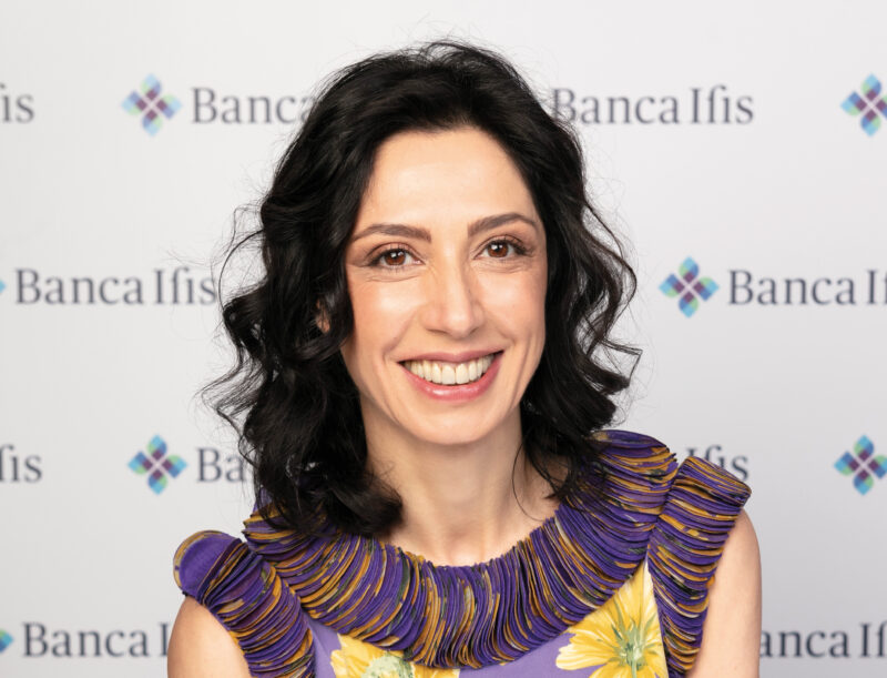 Classifica Forbes 100 migliori direttore marketing: Rosalba Benedetto