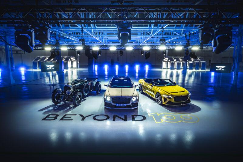 Bentley, mobilità sostenibile di lusso