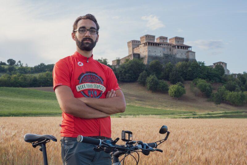 Davide Pagani Bike Food Stories