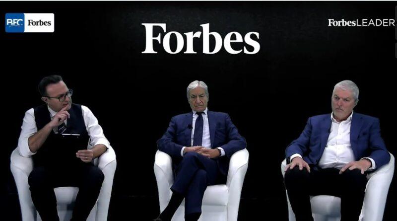 A Forbes Leader Stefano Cetti e Luigi Mancioppi