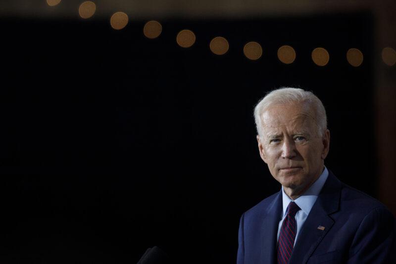 Usa 2020: il candidato alla presidenza americana Joe Biden