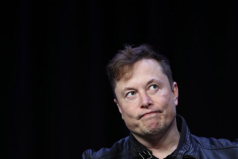 elon musk patrimonio già per le azioni Tesla