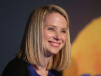 Marissa Mayer, ceo e co-founder di Sunshine, presenta app Sunshine Contacts