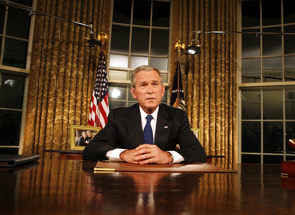 George W. Bush vincitore elezioni usa 2000
