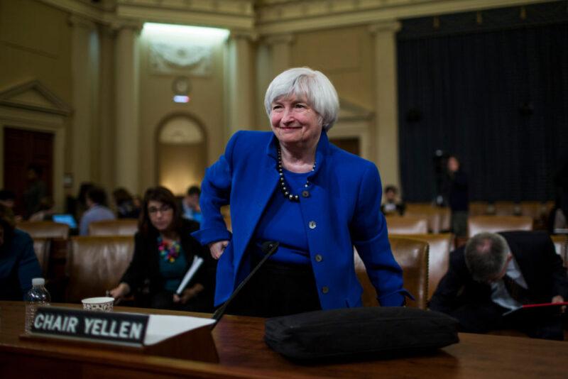Janet Yellen sarà la prima donna alla guida del Tesoro