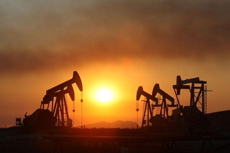 giacimenti di petrolio