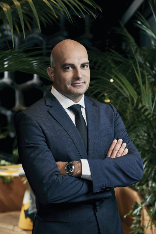 Marco Hannappel, presidente e amministratore delegato di Philip Morris Italia