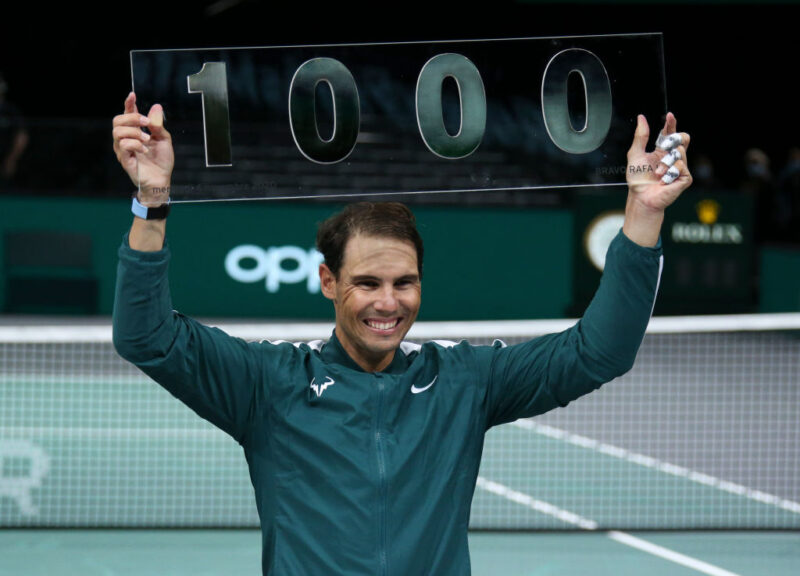 Rafael Nadal 1000