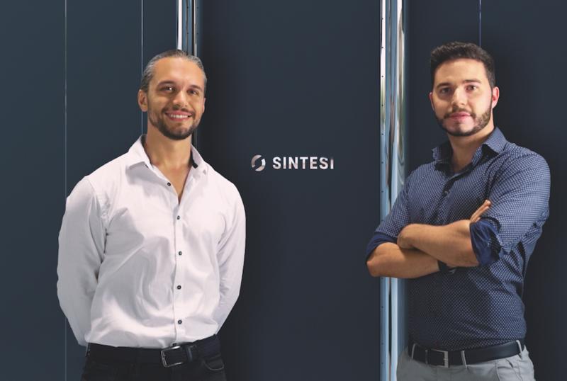 Akuis, la startup che ha ideato la palestra digitale Sintesi