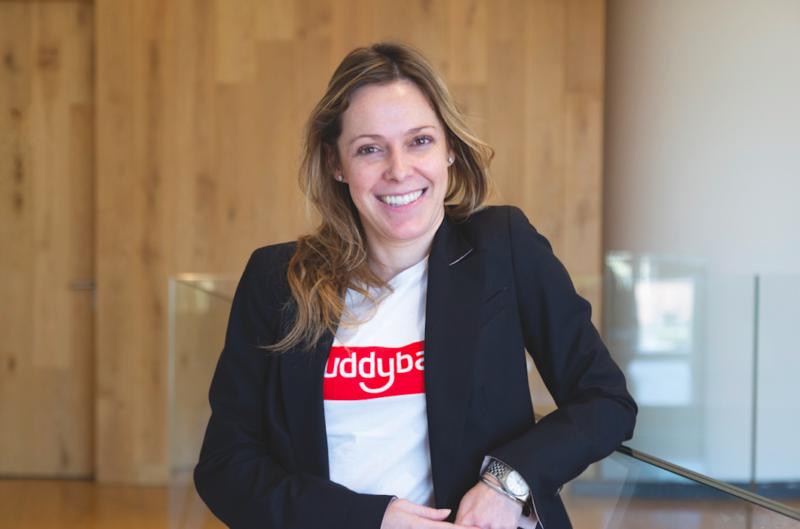 Claudia Vassena, responsabile Buddybank