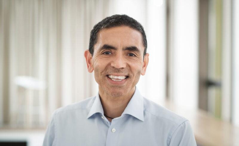 Ugur Sahin, ceo e fondatore di Biontech che con Pfizer sviluppa il vaccino anti Covid-19