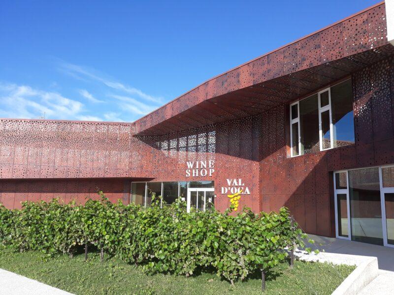 Vini italiani: Wine Shop Val D'Oca