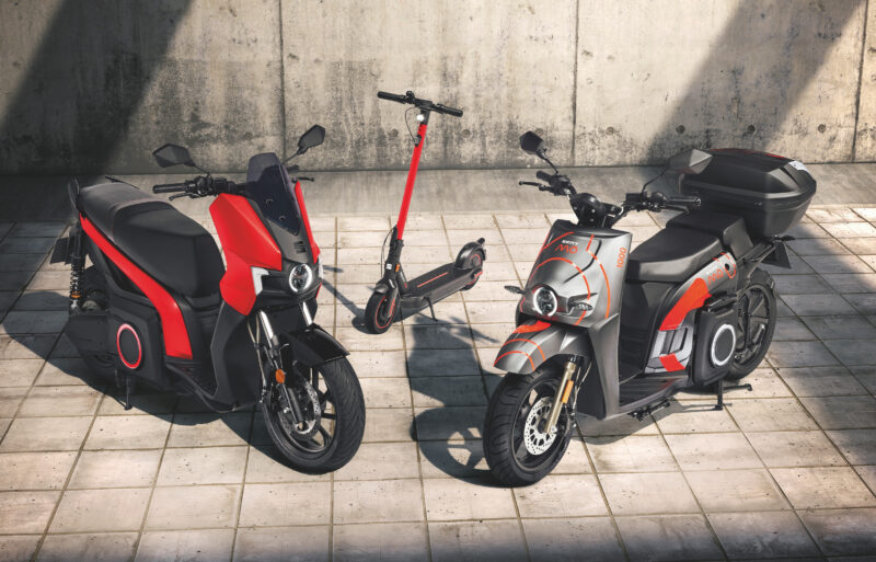 Le novità di micromobilità urbana firmate Seat Mó