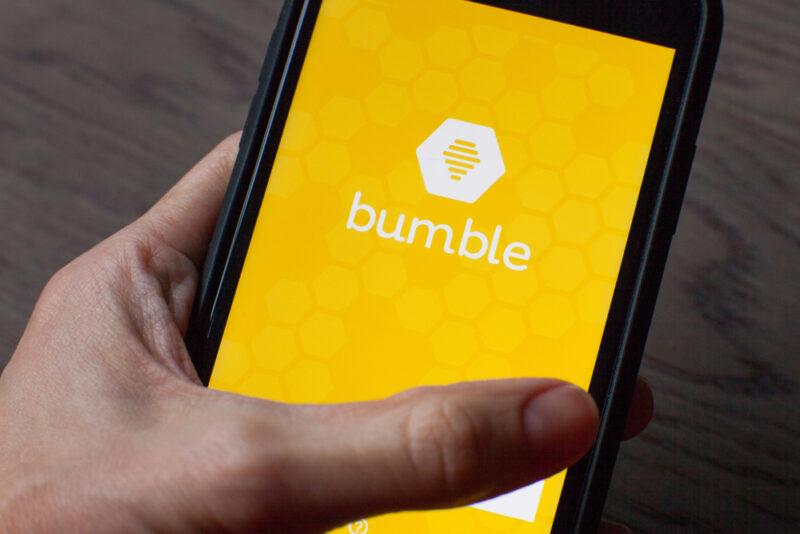 Bumble, app incontri