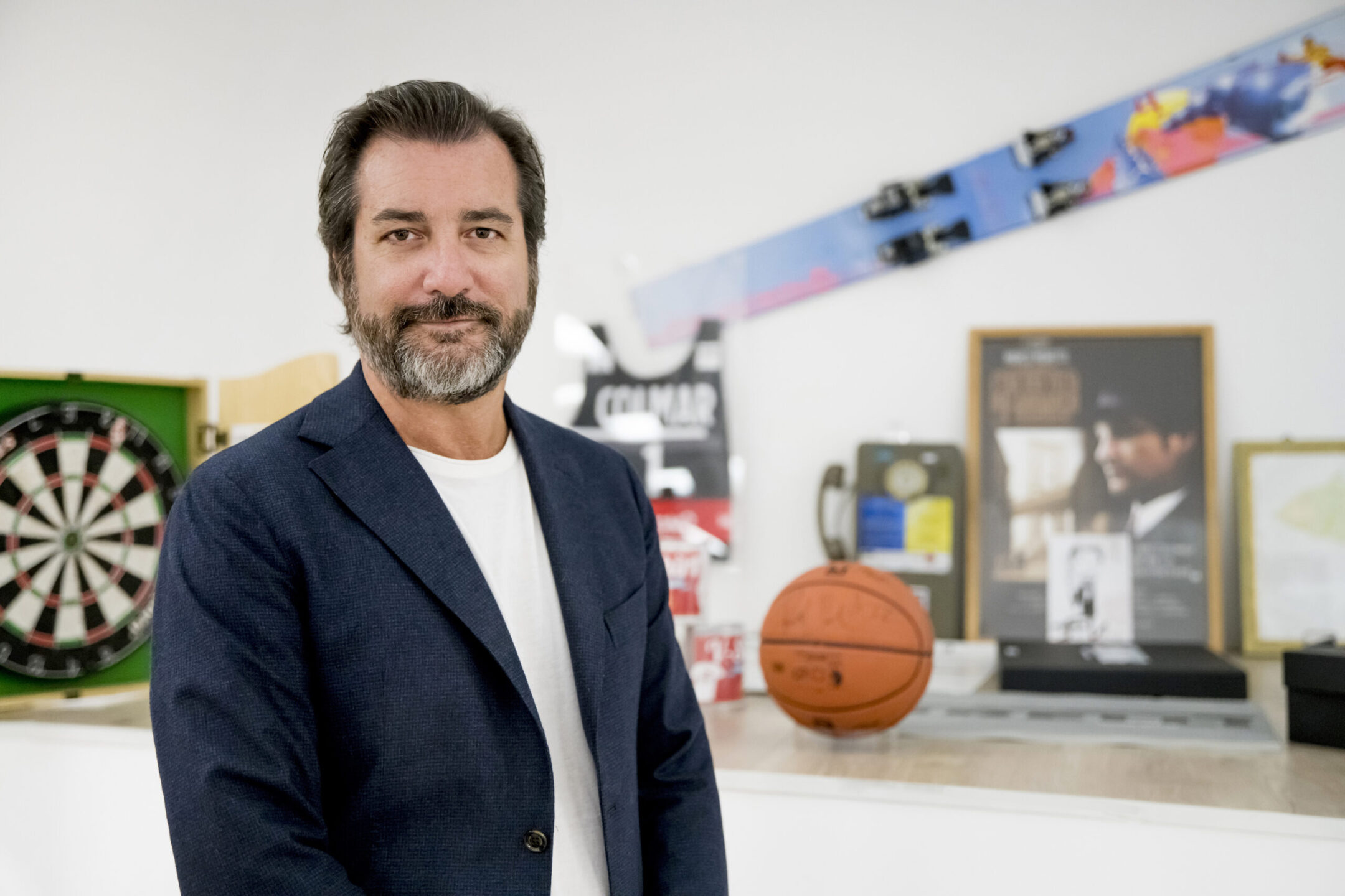 Marco Moretti executive chairman Fandango Club