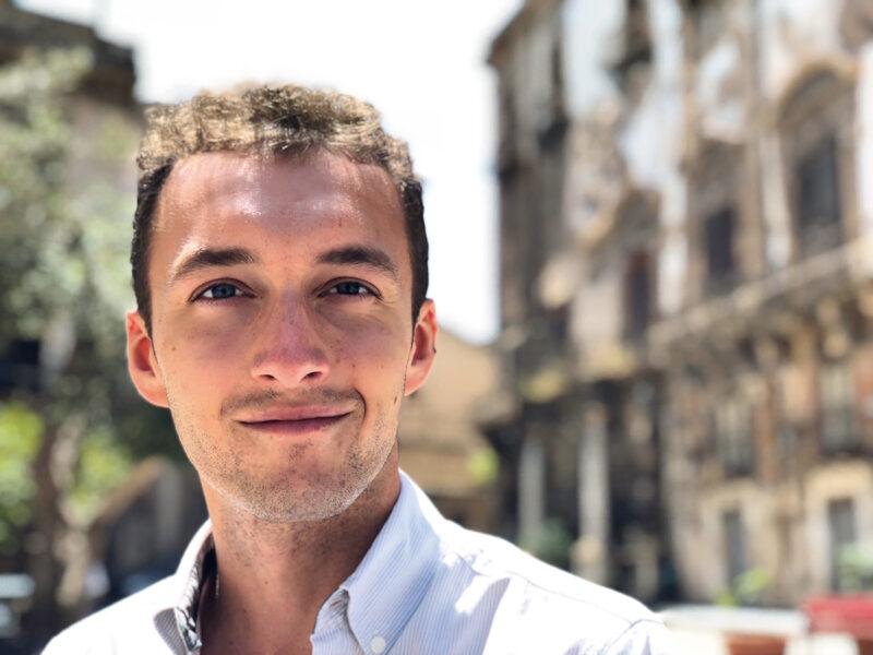 Marco De Rossi, fondatore della startup WeSchool per la didattica a distanza