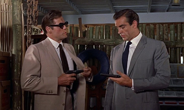 all'asta pistola walther PP utilizzata da Sean Connery in 007 (James Bond Dr.No)