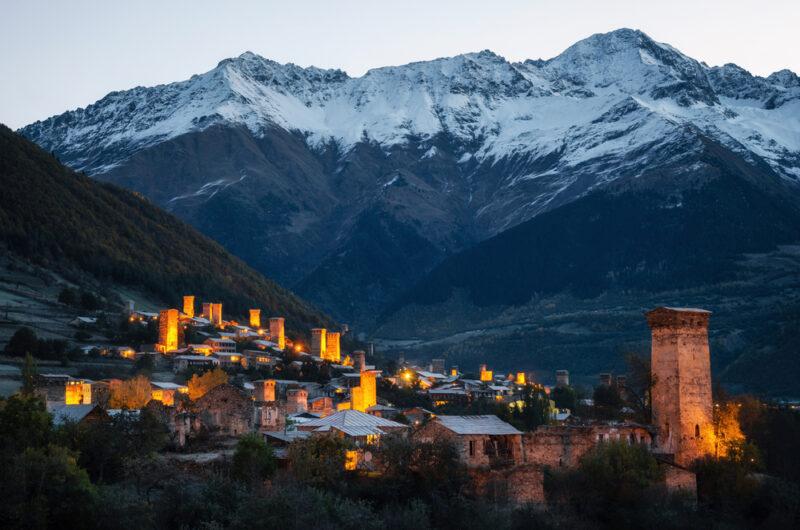 National Geographic, mete di viaggio: Svaneti in Georgia