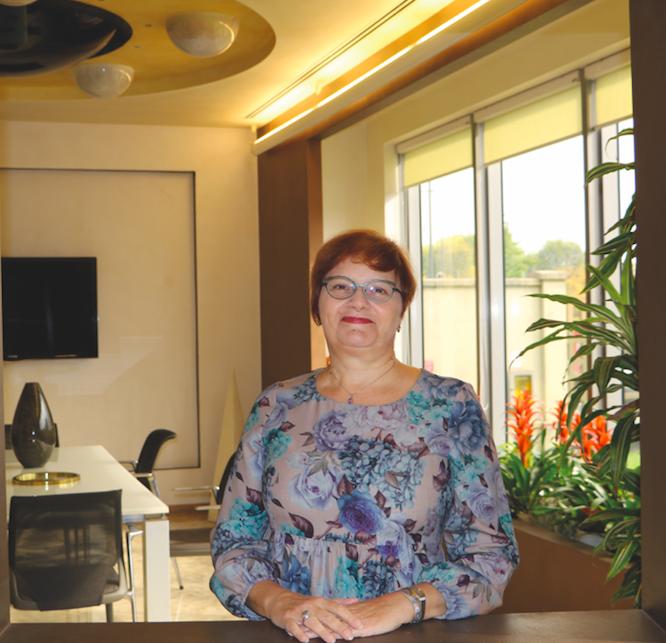 Antonella Zaghini di Guna, tra le 100 eccellenze Forbes in CSR