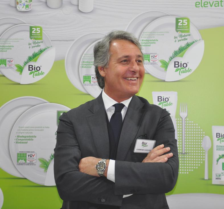 Carmine Caputo di Imi, tra le 100 eccellenze Forbes in CSR