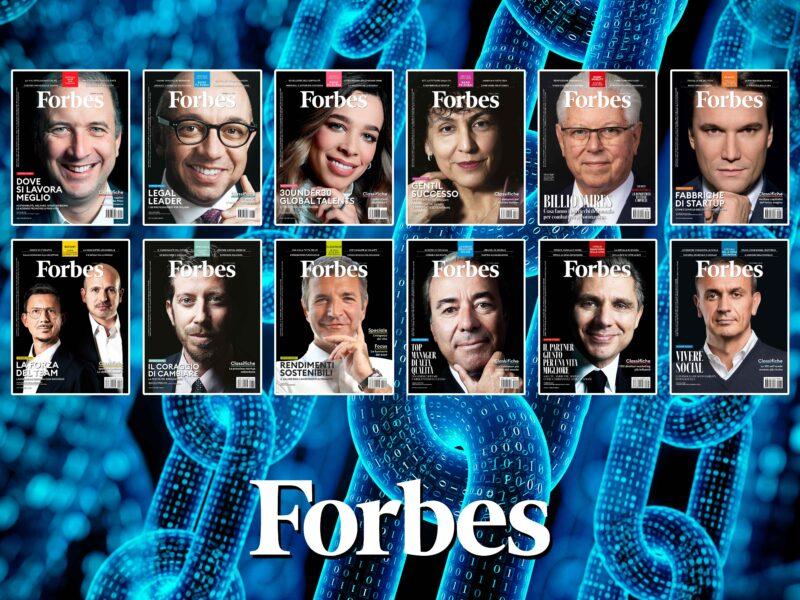 BFC Media difende Forbes Italia dalle fake news con Notarify