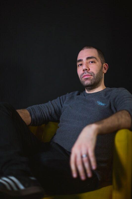Jonathan Tamane co-fondatore di BackLight