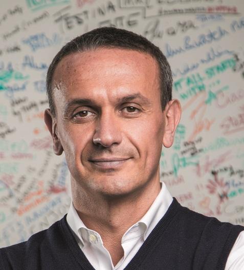 Colombo Luca di Facebook tra le 100 eccellenze Forbes nella CSR
