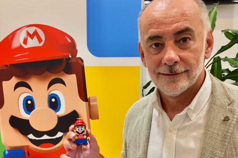 Paolo Lazzarin, general manager di Lego Italia