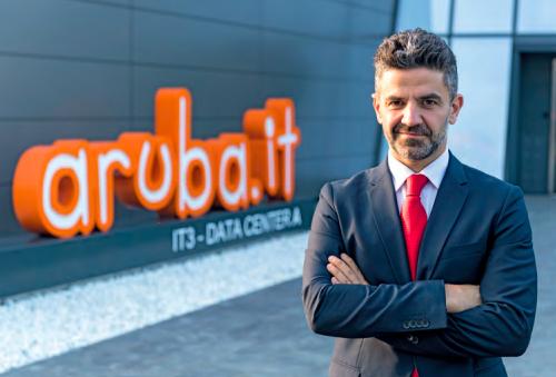 Massimo Bandinelli, marketing manager di Aruba Enterprise