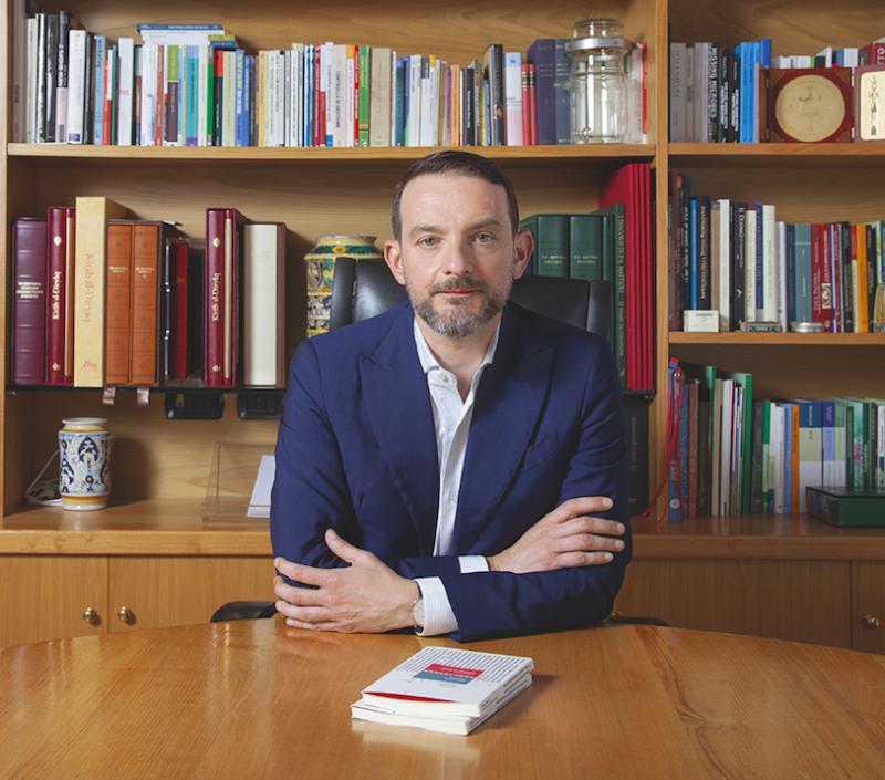 Massimo Mercati di Aboca tra le 100 eccellenze Forbes in CSR