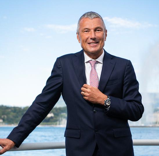 Jean-Christophe Babin di Bulgari, tra le 100 eccellenze Forbes in CSR