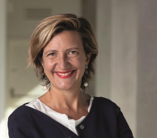 Silvia Candiani di Microsoft tra le 100 eccellenze Forbes nella CSR