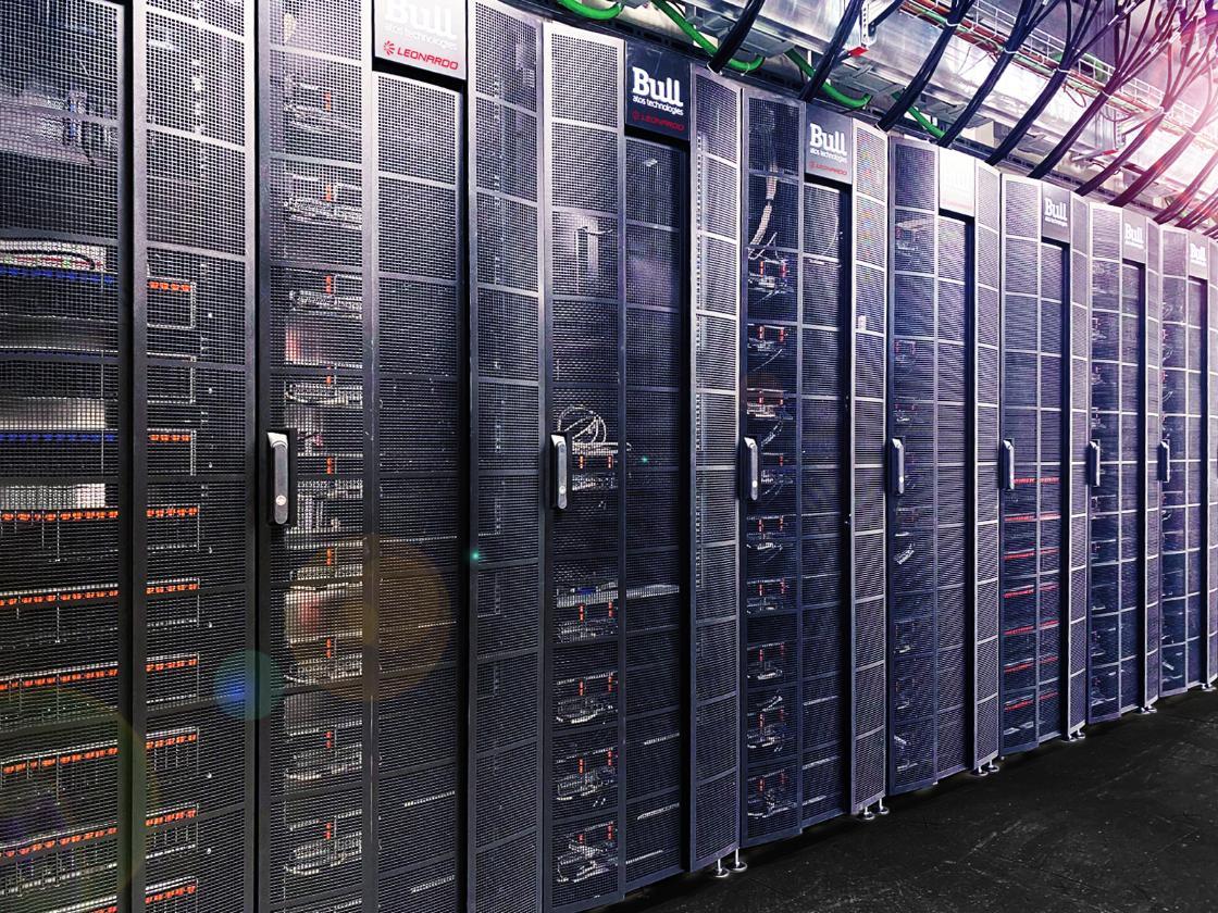 Supercomputer Leonardo davinci-1