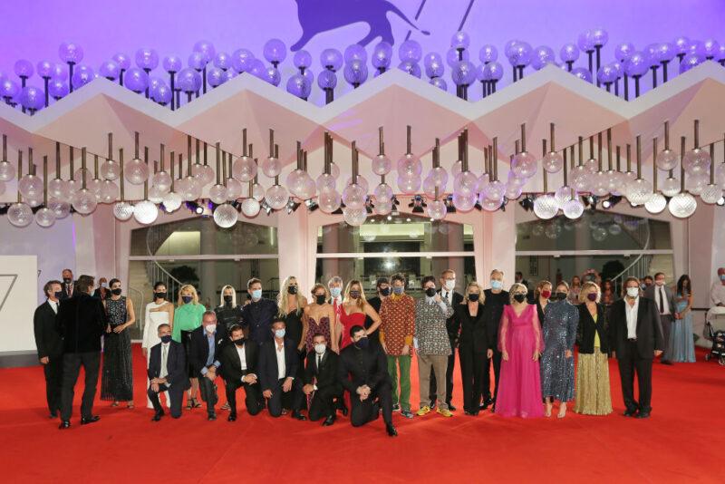 Tiziana Rocca al 77esimo Festival del Cinema di Venezia