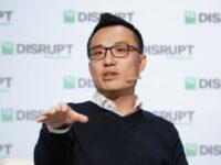 Tony Xu, fondatore ora miliardario della app di food delivery Doordash