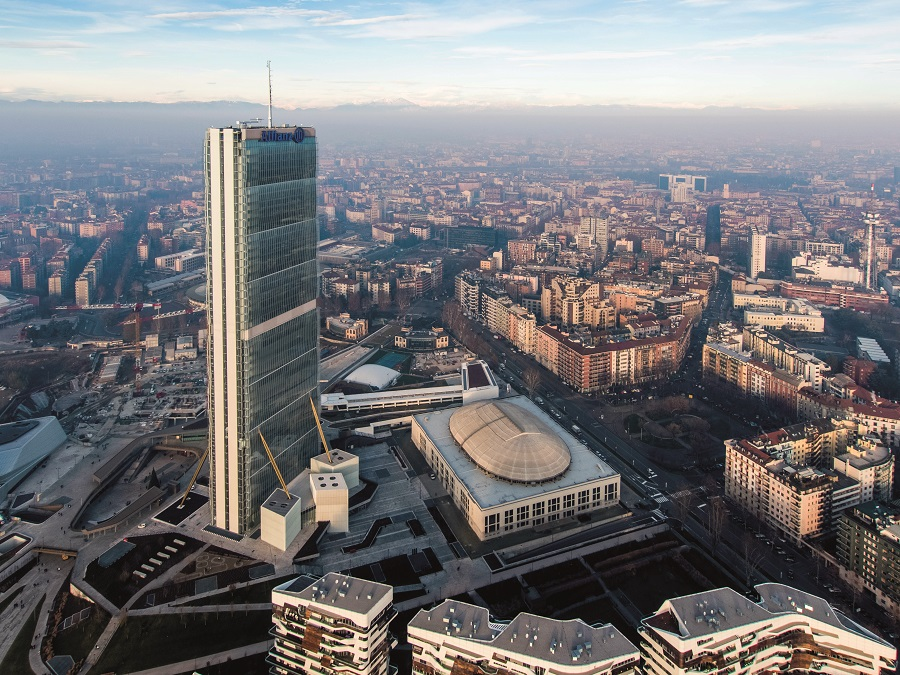 Torre Allianza, 100 eccellenze CSR Forbes
