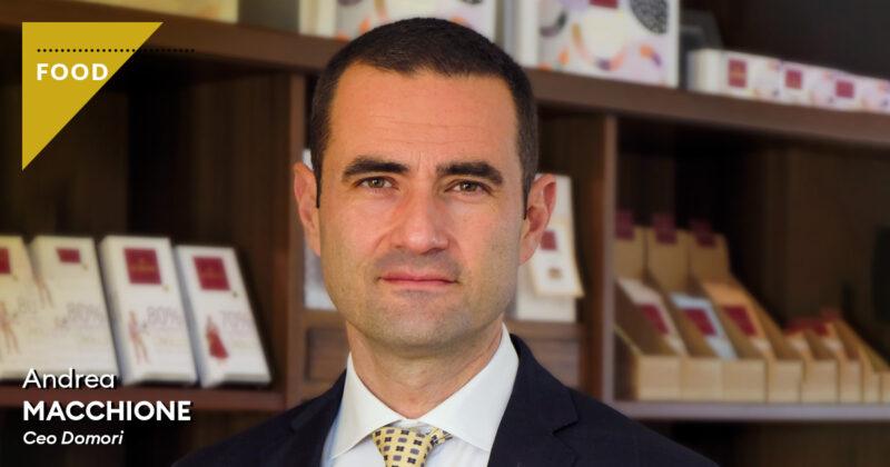 Andrea Macchione Domori