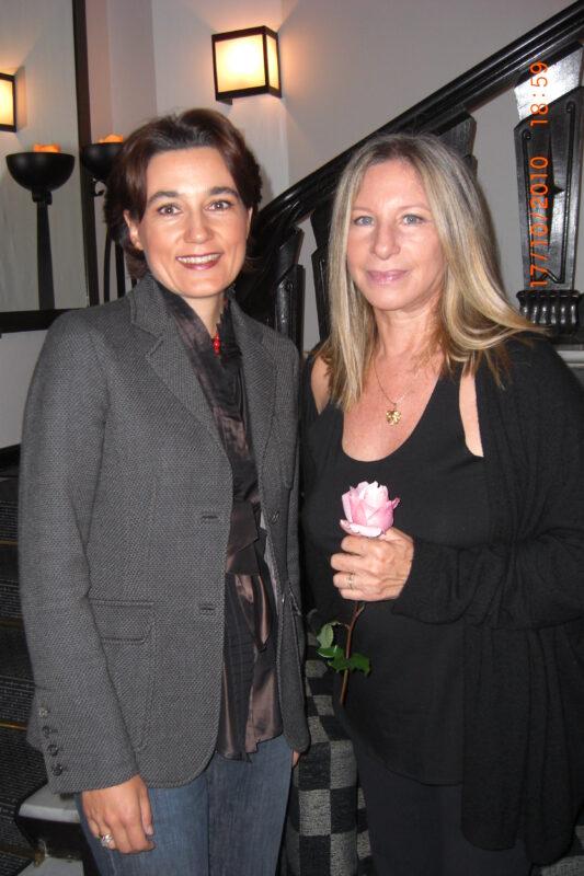 Angelika Schmid Barbra Streisand