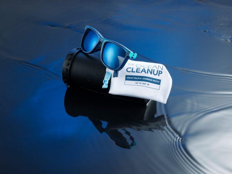 Boyan Slat Ocean Cleanup occhiali