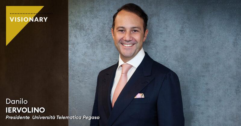 Danilo Iervolino Pegaso